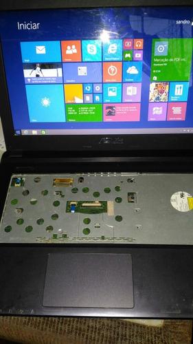 Notebook Asus Modelo X451 Com Carregador Funcionamdo