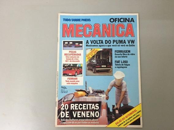 Revista Oficina Mecânica N.o 28 - Dezembro 1987