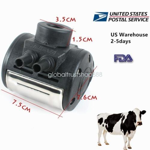 Imagen 1 de 6 de Usa Granja L80 Pulsador Neumático Para Vaca Ordeñador Ordeña