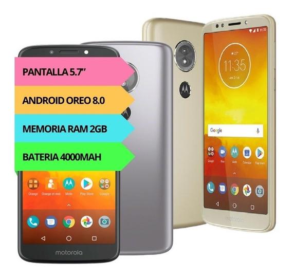 Celular Motorola Moto E5 Xt-1944 4g 4000mah Huella Gtia Ofic