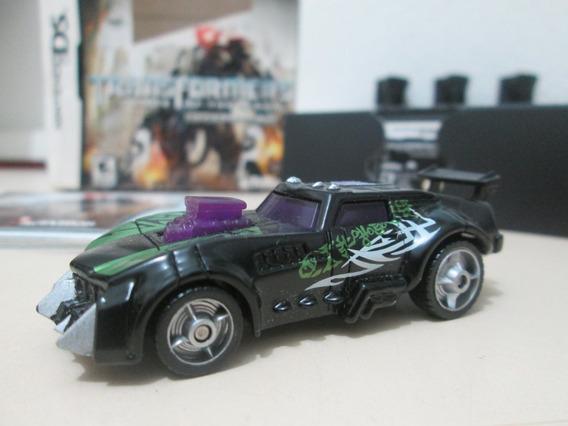 Miniatura Carrinho Da Hasbro Transformers Nintendo Ds