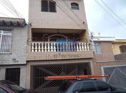 Imagem 1 de 30 de Casa Com 3 Dormitórios Para Alugar, 140 M² Por R$ 3.200,00/mês - Vila Matilde - São Paulo/sp - Ca0116