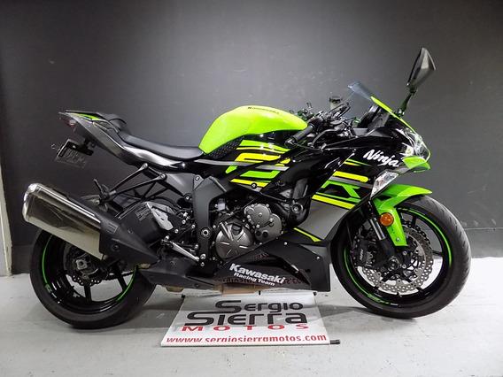Kawasaki Zx636 Verde 2019