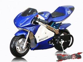 Mini Moto Infantil 49cc Speed R6