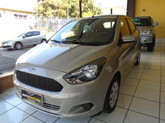 Ford Ka Se 1.0 Flex 2017