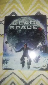 Steelbook Dead Space 3 (g2) Exclusivo México * Sem Jogo*