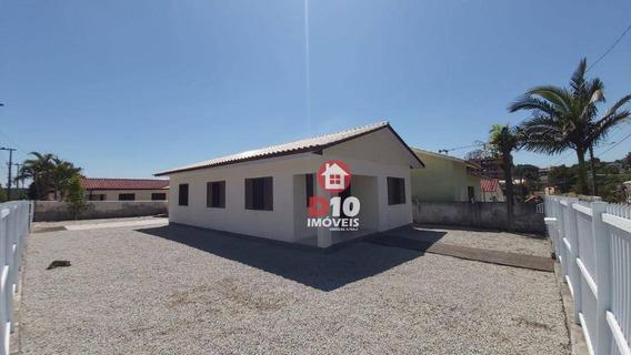 Casa Com 3 Dormitórios À Venda Por R$ 370.000 - Imigrantes - Criciúma/sc - Ca1281