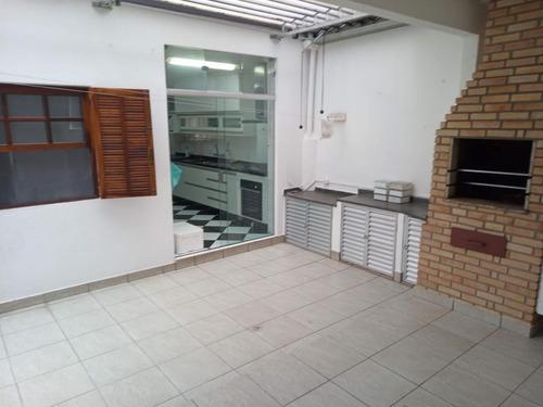 Lindo Sobrado Na Vila Gomes Com 5 Dormitórios - Fl35