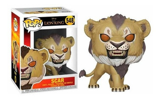 Funko Pop The Lion King Scar 548 Original Nuevo Vdgmrs