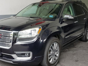 Gmc Acadia 5p Denali V6 3.6 Aut