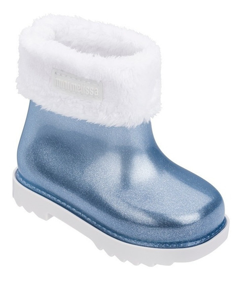 Mini Melissa Winter Boot (bota De Pelinho)