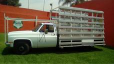 Chevrolet 3500 Custom De Luxe Automatica 8 Cil Carburador