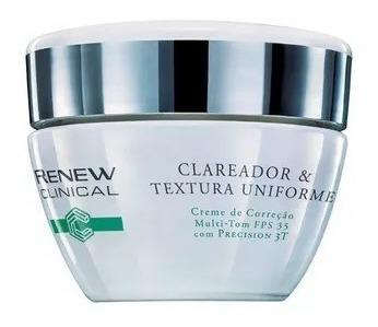 Renew Clinical Clareador Multi-tom Facial Fps 35 Dia
