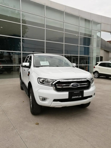 Ford Ranger 2.5 Xlt Cabina Doble 4x2 Mt 2021