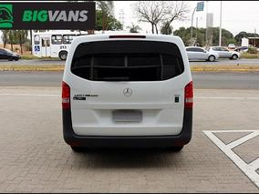Mercedes-benz Vito 2.0 Tourer 9 Lugares 2016 Branca (4423)