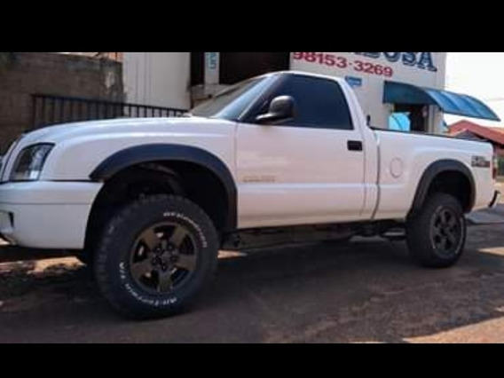 Chevrolet S10 2.8 Colina Cab. Simples 4x4 2p 2007