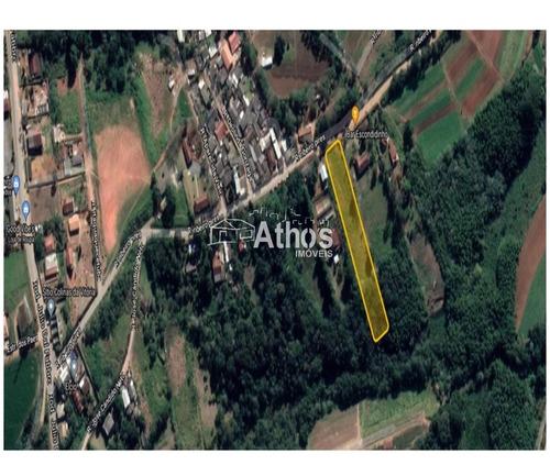 Imagem 1 de 9 de Chácara Com Área De 5.400 M2 - Excelente Localização, À 500m Da Estrada Vicinal De Vargem Do Salto. Em Ibiúna/sp. - Ch00306 - 69892541