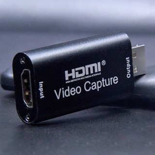 Hdmi A Usb 2.0 Tarjeta De Captura De Video
