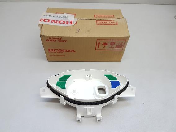 Carcaça Inferior Do Painel Biz125 + 06~08 Original Honda