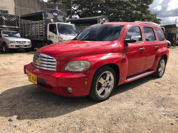 Chevrolet Hhr Como Nueva