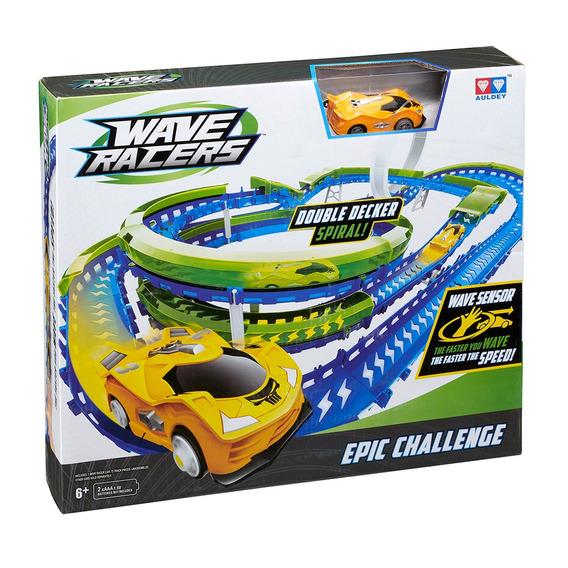 Pista Wave Racers Epic Challenge