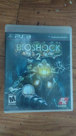 Bioshock. 2 Midia Física Blu-ray, Frete Gratis