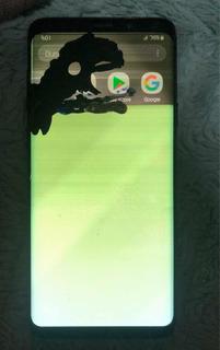 Celular Samsung Galaxy s9 Plus.con Doble Chip.256 Gb.