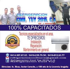 Servicio Técnico En Refrigeración Y Aires Acondicionados