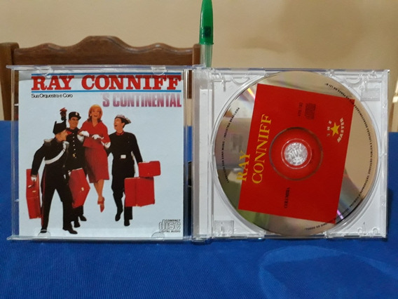 Cd Ray Conniff,s Continental!