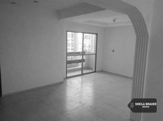 Apartamento Á Venda E Locação Com 3 Dormitórios Sendo 1 Suíte - Ap0085