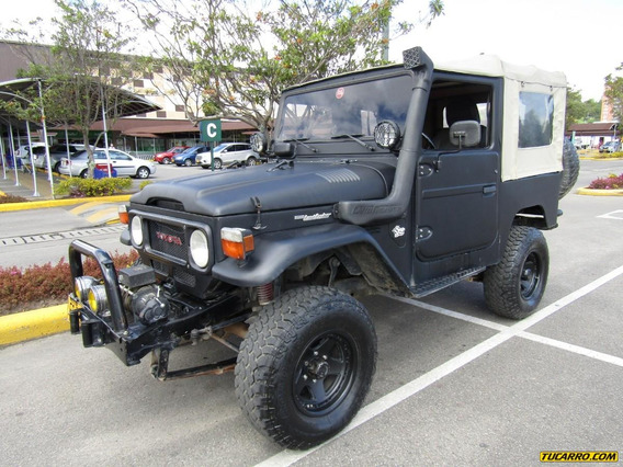 Toyota Fj 40 Mt 4000cc 4x4 Carpado