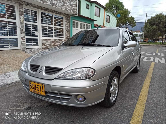 Renault Megane Exprecion Mt 1.4