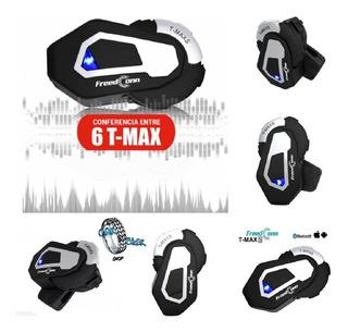 Intercomunicadores Bluetooth Freedconn T-max