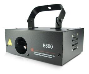 E-led Laser Azul 500mw, Dmx, Sensor De Som, Strobo B500