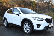 Mazda Cx-5 175 Hk 2,2d Awd Sport 2012