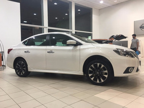 Nissan 2018 Sentra Sr Cvt 1.8 4ptas.