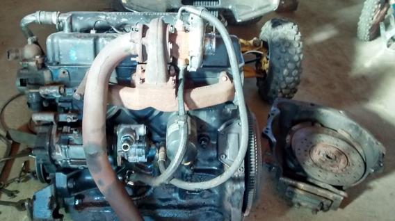 Motor Ford F1000 F2000 F4000 Caminhão Trator 6610 4.4 Turbo