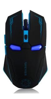 Mouse Inalambrico Iron Man Tl-035 ( Pila Incluida)
