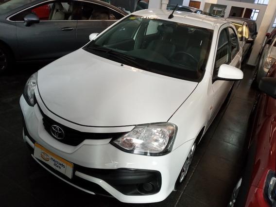 Toyota Etios Xs 1.5 Mt6ª Linea Nueva