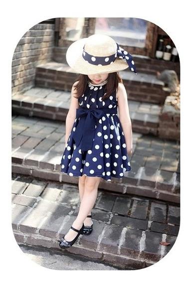 Vestido Niña Suave Fresco