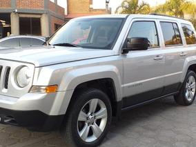 Jeep Patriot 2013 Plata