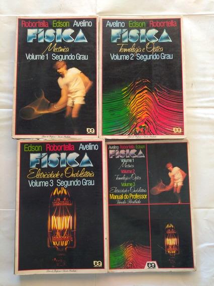 Física Volume 1,2 E 3, E Todos Em Um Manual Do Professor