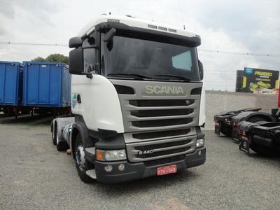Scania R 440 6x4 2015