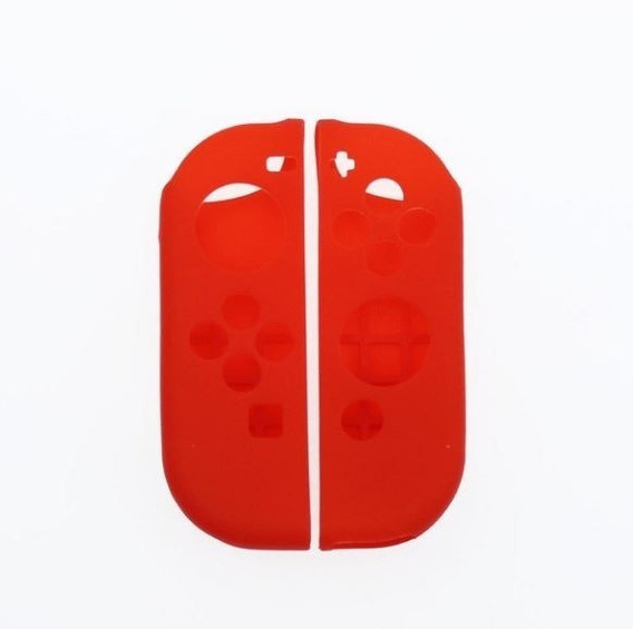 Par Protetor Silicone Para Joy Con Nintendo Switch