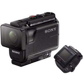 Filmadora Sony Action Cam Hdr-as50r Com Controle