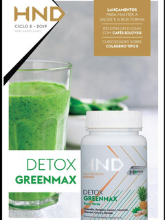 Suco Verde Detox Greenmax