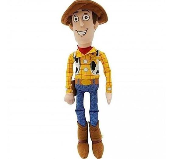 Pelúcia Com Som Personagens Disney Toy Story Woody