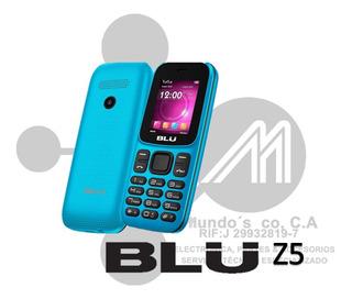 Teléfono Básico Blu Z5