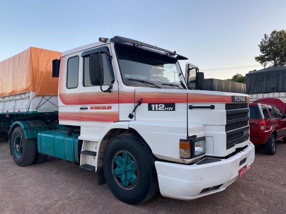 Scania 112 Hw 4x2 Toco Sem Detalhes Único Dono