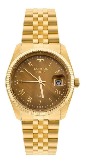 Relógio Technos Riviera Unisex Gm10ya/4m